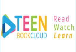 Teen Book Cloud Bright Colors